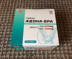 大正製薬DHA&EPA
