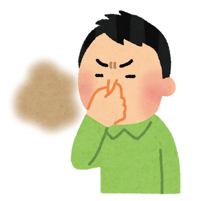 DHAは体臭より気になることはあの問題です・・・